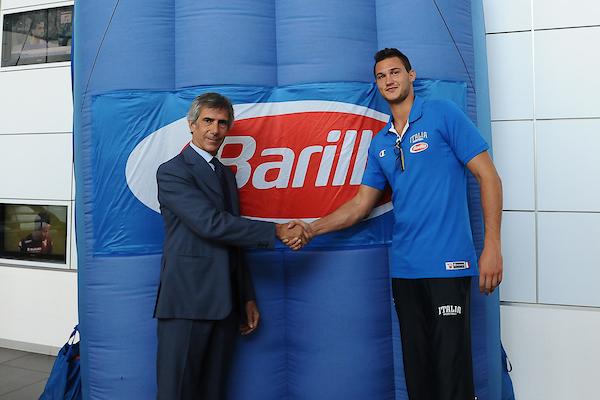 Paolo Barilla e Danilo Gallinari Fonte foto  Ciamillo-Castoria. I prossimi  impegni che vedranno protagonista la Nazionale di Basket ... 38f6533e049d