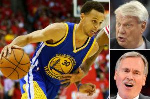 Se nella NBA i ruoli classici non esistono più, è anche merito di Stephen Curry, Don Nelson (riquadro in alto) e Mike D'Antoni