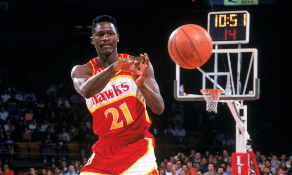 """Dominique Wilkins, uno dei """"perdenti"""" che hanno fatto grande la NBA - di Daniele Bruccoleri - SuperBasket"""